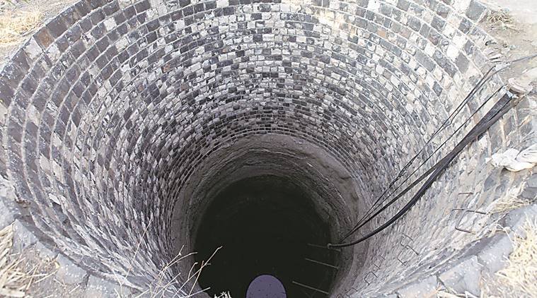 groundwater level in Maharashtra, groundwater, Maharashtra Groundwater Act 2009, groundwater misuse, borewell, Pune News, Indian Express News