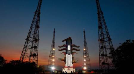 ISRO's high-end GSLV Mk III is the rocket designated for India's first human space flight in 2022. (ISRO)
