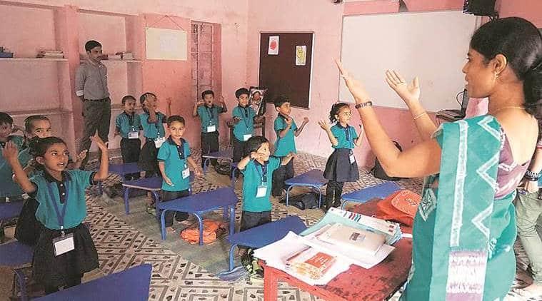 Gujarati language, Gujarati language compulsory, non Gujarati schools to teach Gujarati, GCERT, non gujarati students, Gujarat schools, Gujarat, Ahmedabad, Indain Express