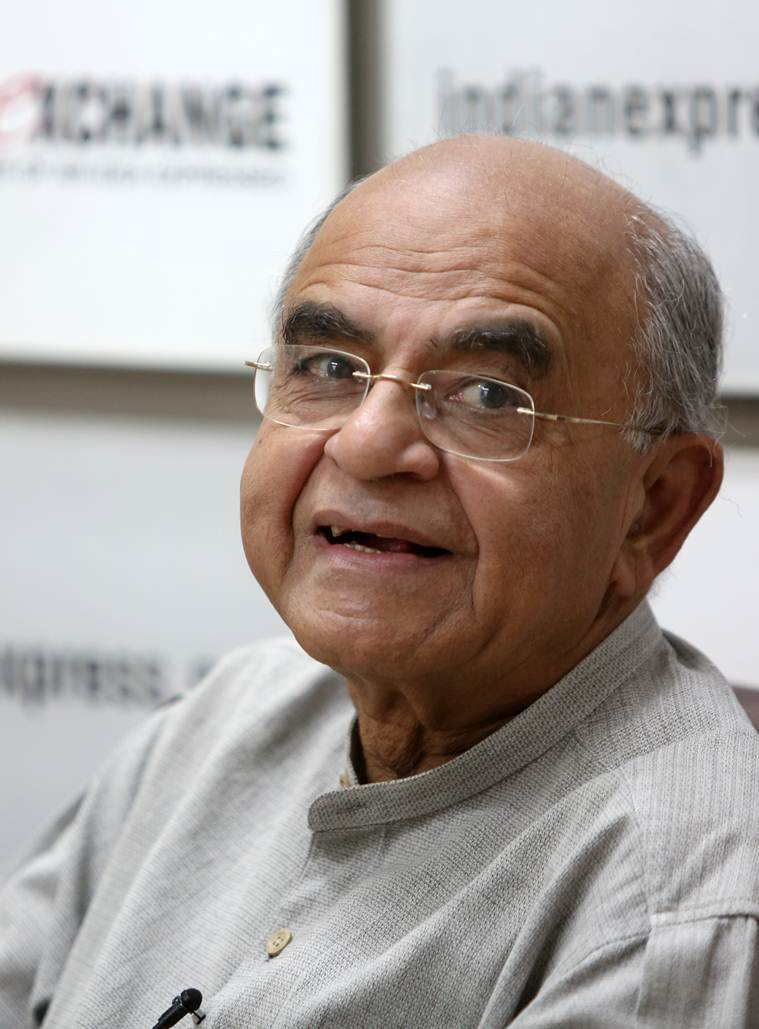 Demonetisation, Demonetisation benefits debate, Gurcharan Das, demonetisation sucess, demonetisation failure, Gurcharan Das on demnetisation, Narendra Modi, NDA, BJP, GST, Hindutva, Rahul Gandhi, Arvind Kejriwal, Idea exchange