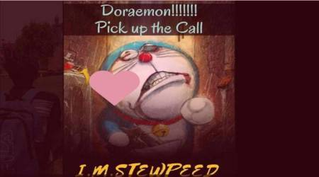 UPSC website hacked with Doraemon cartoon image, restored later