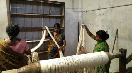 'After our lives, who's gonna take this forward': Floods intensify fears of Chendamangalam's hand-loomweavers