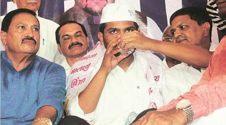 Hardik Patel ends fast on Day 19, vows to take agitation to Delhi