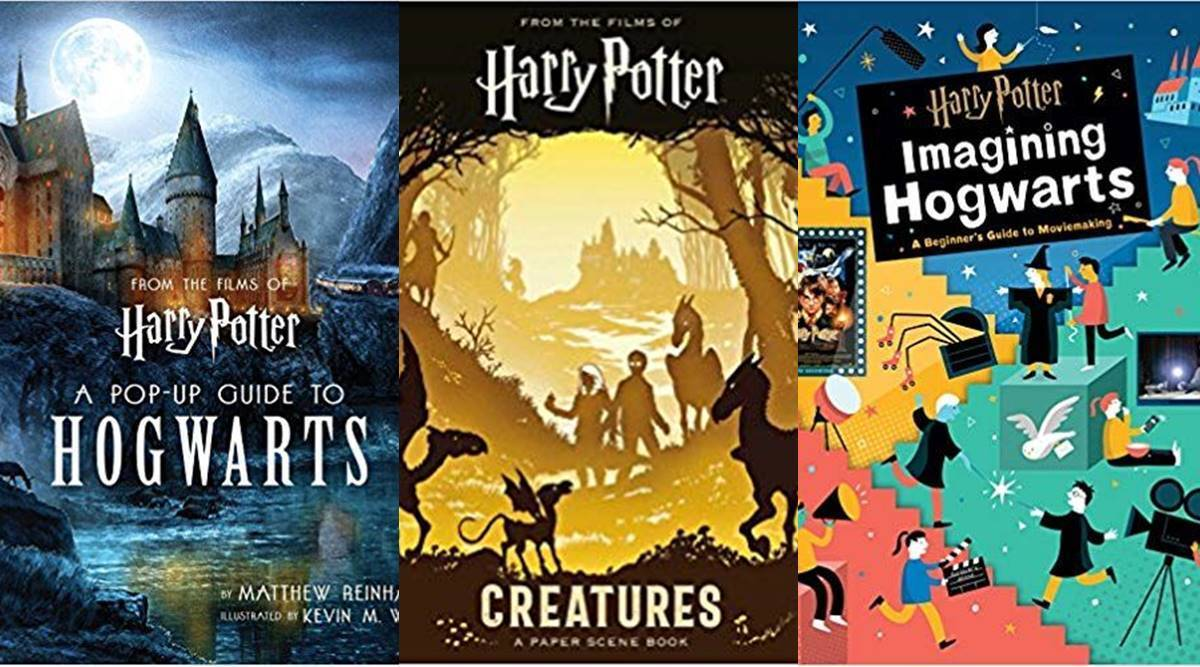 Three New Harry Potter Books Are All Set To Release Before