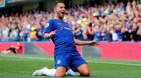 Eden Hazard left out of Chelsea squad for Europa League opener