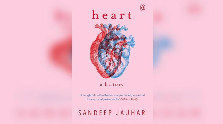 world heart day, sandeep jauhar, sandeep jauhar heart, sandeep jauhar heart novel, books on heart, indian express, indian express news