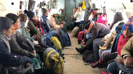 IAF ramps up rescue operations in Kullu, inducts morechoppers