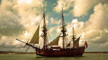 Wreckage of Captain Cook's ship found off US coast