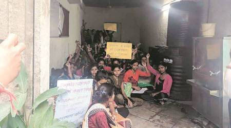 Tribal girls on warpath over safety, other issues at hostel
