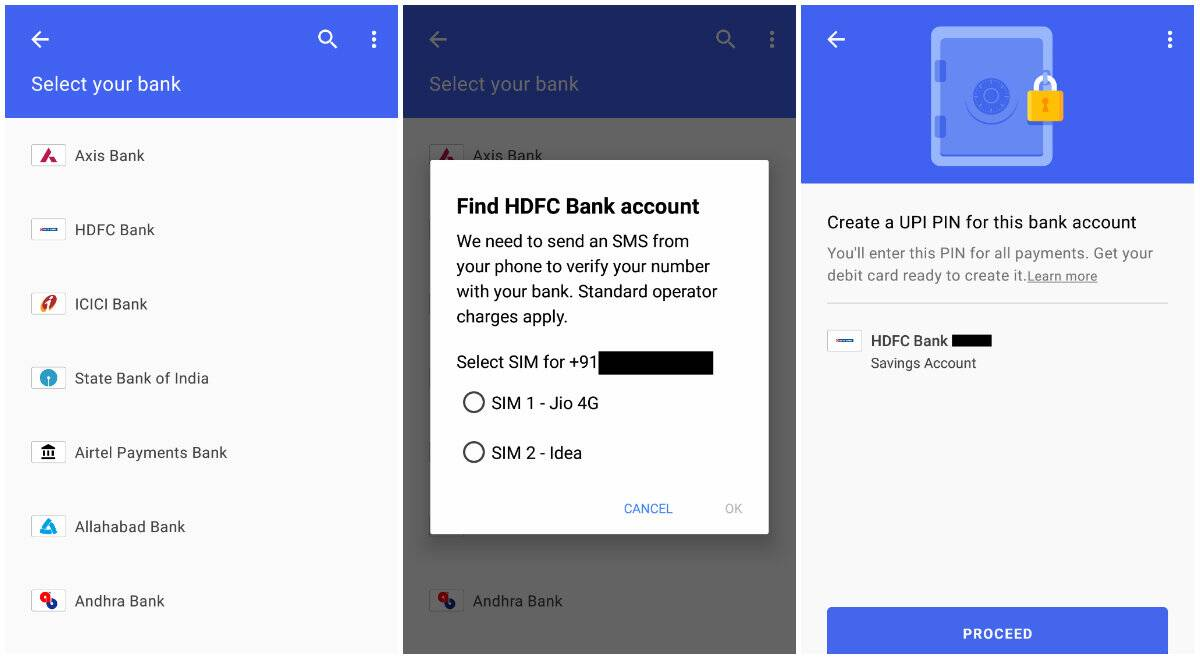 Image result for upi payment text message google pay