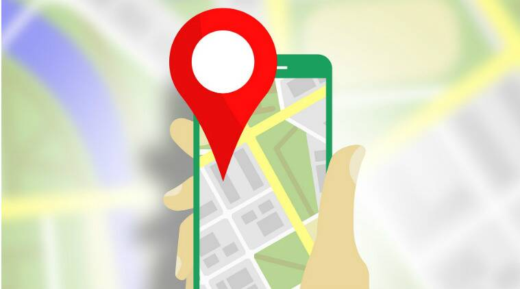 Google maps, school location on google maps, school allocation, gujarat government, gujarat govt, admission under rte, gujarat news, indian express