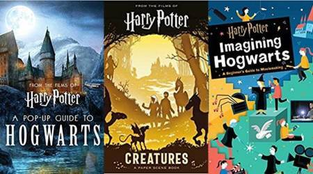 Three new Harry Potter books are all set to release before Christmas this year