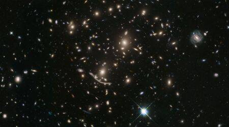 Hubble Space Telescope set to peer in to earliest galaxies: NASA