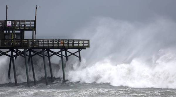 hurricane florence. hurricane florence in carolinas, US storm, US hurricane, Power outage due to hurricane, flooding due to hurricane, rainfall due to hurricane, Us climate, US weather, World News
