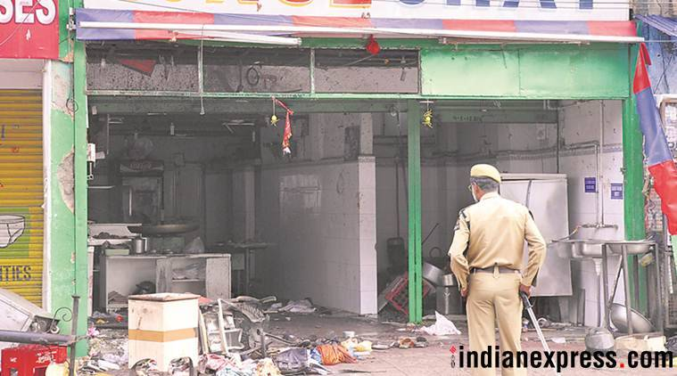 Dilsukhnagar bomb blast accused of sexual harassment