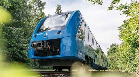 World's first hydrogen fuel cell train with clean energy starts rolling in Germany