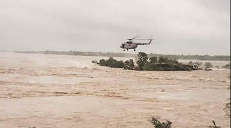 Uttar Pradesh: 16 killed, 12 injured in rain-related incidents, 14 rescued by IAFchoppers