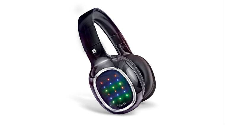 iBall Glitterati Bluetooth headphones with LED lights launched in India