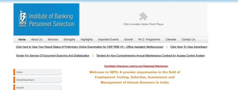 ibps, ibps rrb, ibps rrb office assistant, ibps rrb office assistant result, ibps rrb office assistant result 2018