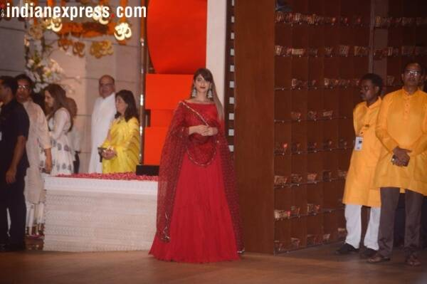 Ileana d cruz at ganesh chaturthi