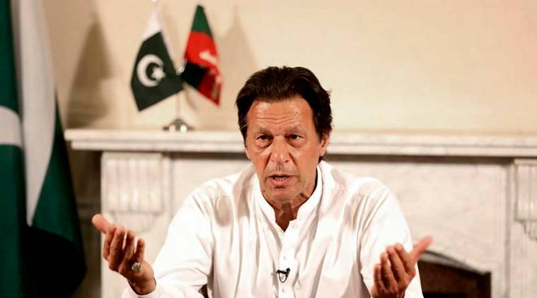 Imran khan, india pakistan meeting, indian pakistan meeting cancelled, Pakistan PM Imran khan, MEA, Sushma Swaraj, burhan wani, J&K killings, Indian soldiers killings, J&k cop killing, indian express