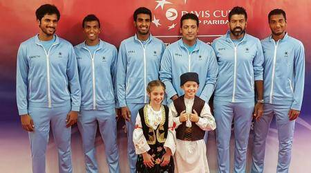 Davis Cup: For Mahesh Bhupathi's boys, it's the same old story
