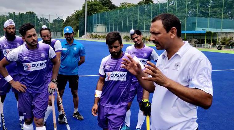 Indian hockey team coach asks players to submit five instances of poor show during Asian Games