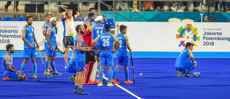 Asian Games Live, India vs Pakistan Live Hockey