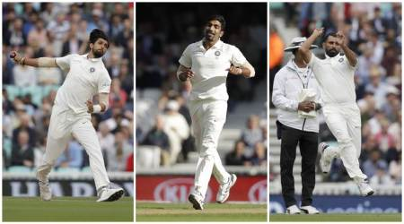 Indian seamers break 38-year-old record to pick most wickets ever in a Testseries