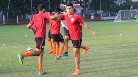 Confident India take on Maldives in SAFF Cup