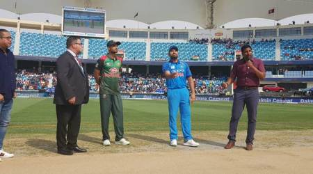 India vs Bangladesh Live Cricket Score, Asia Cup 2018 Live Score Streaming: India win toss, elect to bowl first