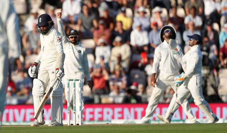 India vs England Live Cricket Score