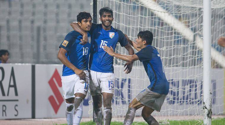 SAFF Cup Final Live, India vs Maldives Live Football Score: India 0-1 Maldives in first half