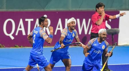 Asian Games Live, India vs Pakistan Live Hockey