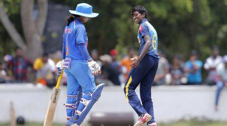 Indian nationals asked to leave venue during women's ODI: Sri Lanka Cricket official