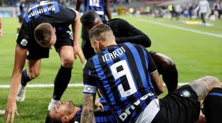 Serie A: Inter Milan survive second-half lapse to beatFiorentina