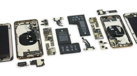 Apple iPhone XS, iPhone XS Max have chips from Intel and Toshiba, revealteardowns