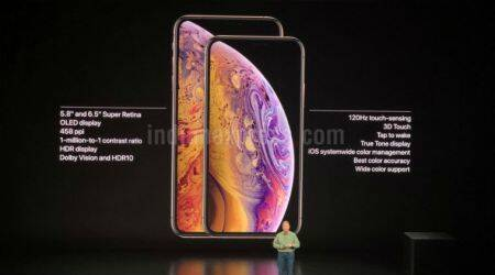 Apple iPhone Xs, iPhone Xs Max, iPhone Xr, Watch 4 Launched LIVE: Price in India, launch date, specifications