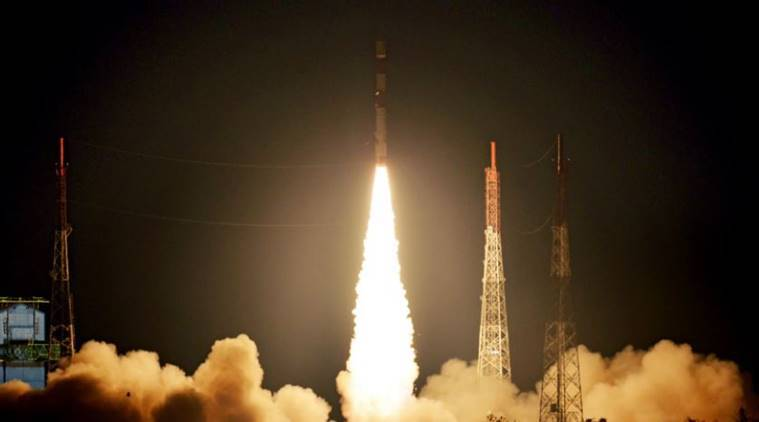 What is ISRO's PSLV-C42 mision