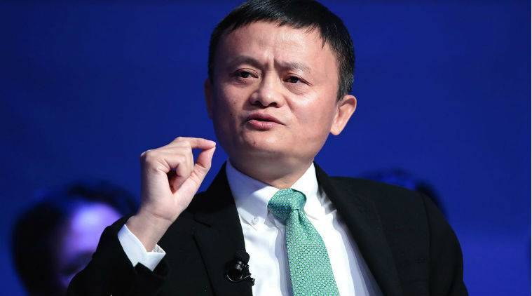 Jack Ma, Alibaba, Alibaba Group Holding Ltd, China's richest man Jack Ma, Business News, Indian Express