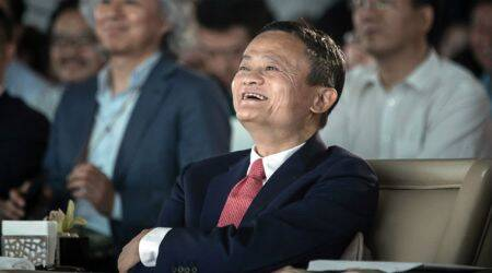 Alibaba set for 'big challenge' as flamboyant chairman Jack Ma departs