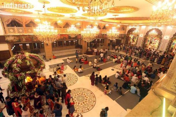 Janmashtami, Janmashtami celebrations, Janmashtami photos, Janmashtami celebration photos, Lord Krishna, birth of Lord Krishna
