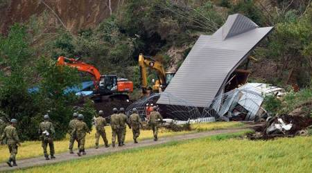 Japan quake death toll rises to 16: Shinzo Abe