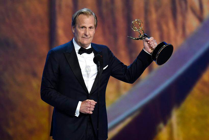 jeff daniels emmy win
