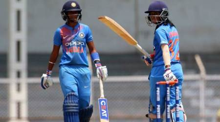 Jemimah Rodrigues smashes 57 as Indian women beat Sri Lanka by 5 wickets