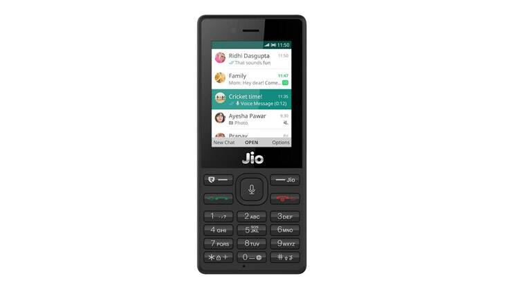Technology Management Image: WhatsApp Now On JioPhone, JioPhone 2: All Your Questions