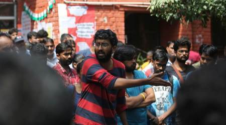 ABVP, Left trade charges over midnight violence at JNU, 5 FIRs filed