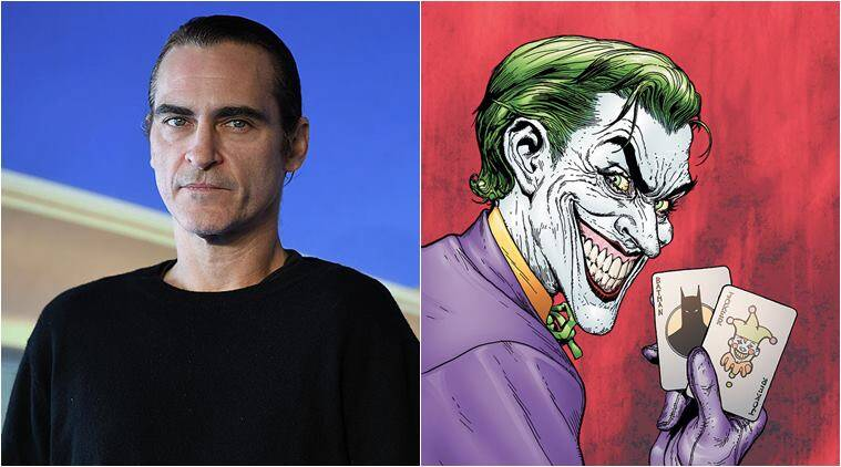 First Look of Joaquin Phoenix As the Joker