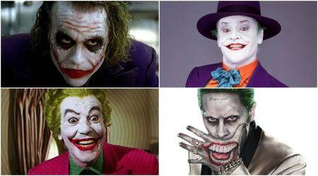 all the live-action jokers