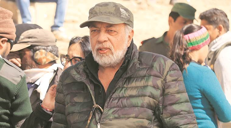 All armed conflict, at the end of the day, is futile: Border director JP Dutta